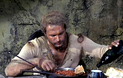 Terence Hill's Beans Recipe — Dishmaps
