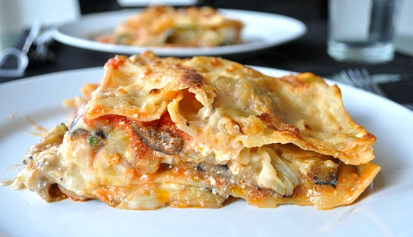 Post image for Mouthwatering Vegetarian Lasagne Recipe – meat free one day a week for a healthier planet