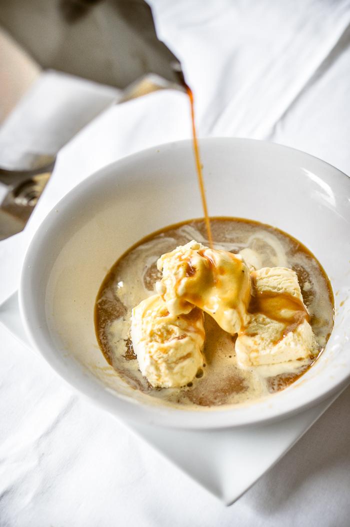 the affogato al caffe affogato al caffè ice cream with coffee recipe ...